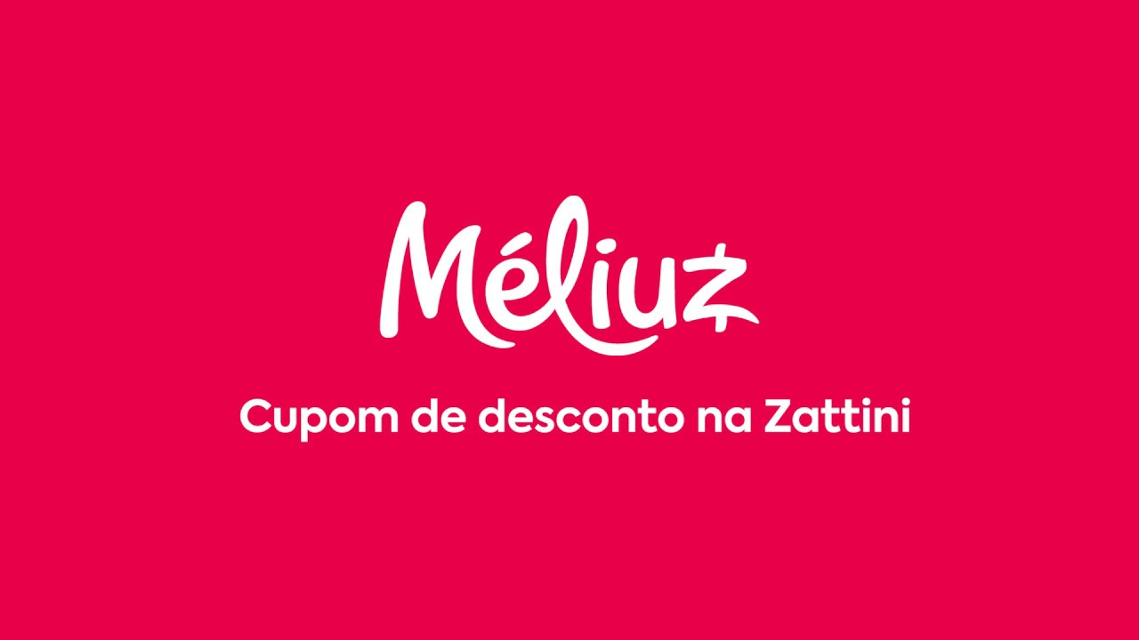 8b2bf2e74 Cupom de Desconto Zattini  Como usar - Méliuz - YouTube