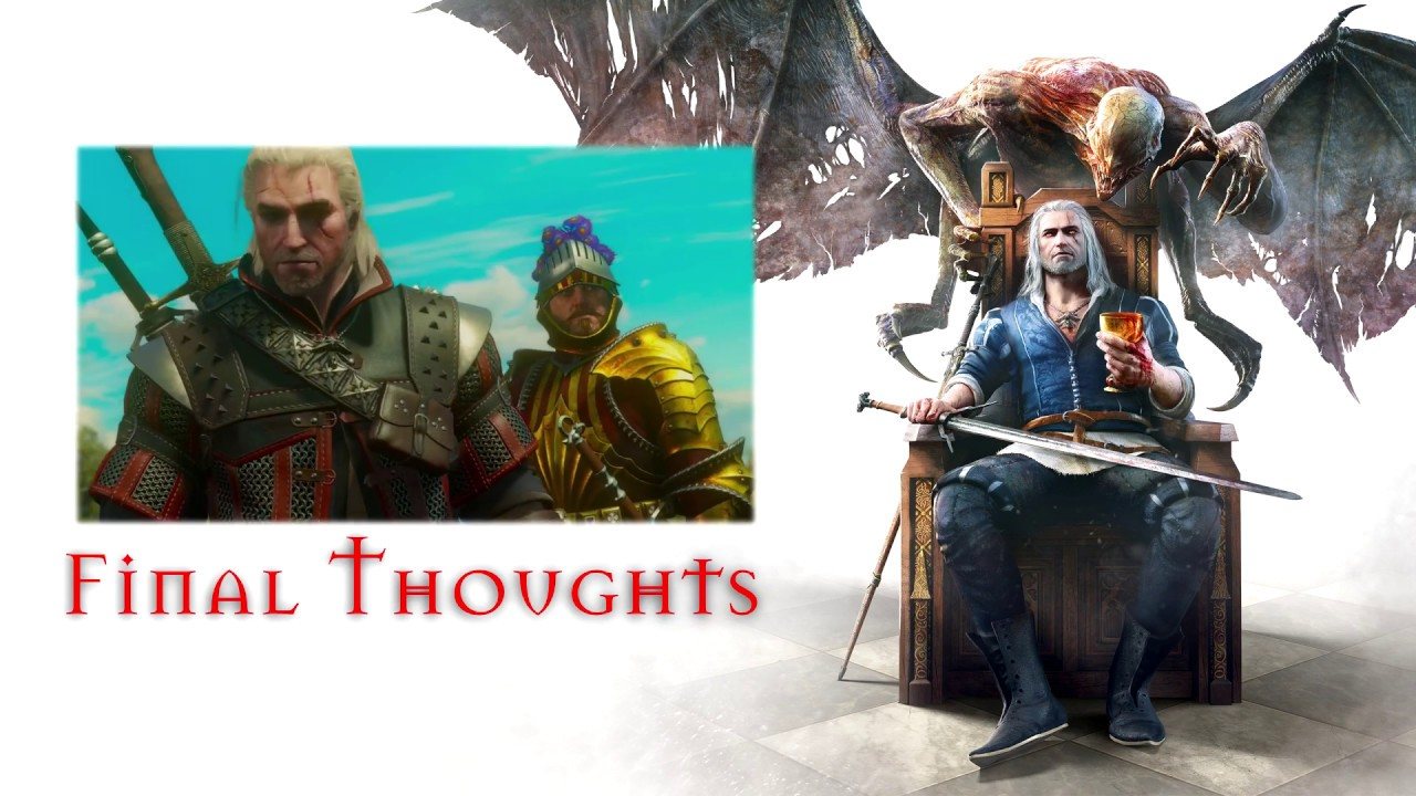 Witcher 3 blood and wine final thoughts youtube witcher 3 blood and wine final thoughts solutioingenieria Gallery