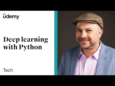 Deep Learning Tutorial with Python | Machine Learning with Neural Networks [Top Udemy Instructor]