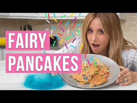 Fairy Pancakes  Girls Night In  Ashley Tisdale