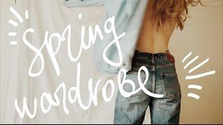 Spring Changing Room: Весенний Гардероб