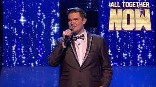 Benjamin surprises The 100 with his twist on an iconic Tom Jones song | All Together Now