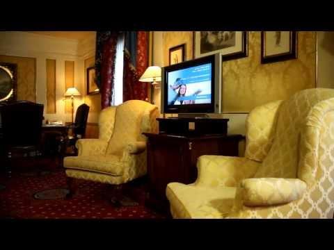 Accomodation of the Hotel Splendide Royal, Rome