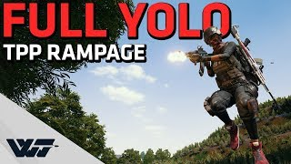 FULL YOLO - Insanely action packed TPP round - Gameplay