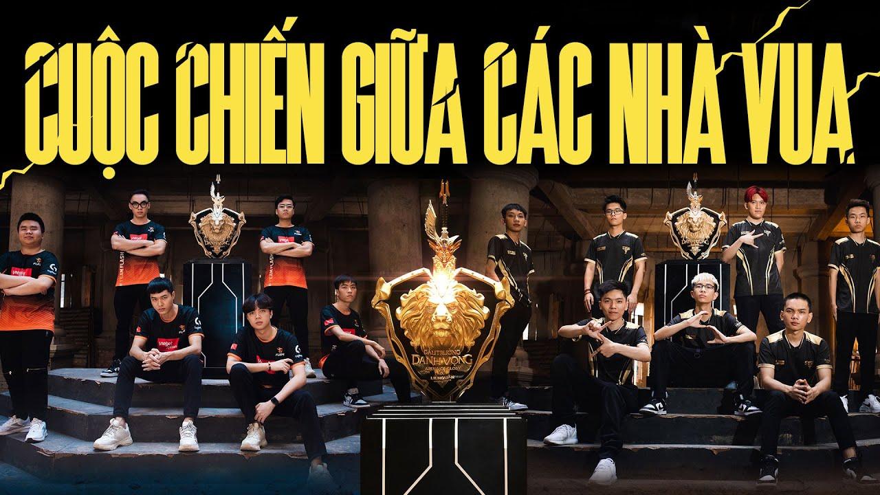 Nhà vua Team Flash trở lại nơi bóng ma Saigon Phantom ngự trị   Trailer chung kết ĐTDV mùa Xuân 2021