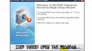 Rar Password Recovery Magic 6.1 HACK