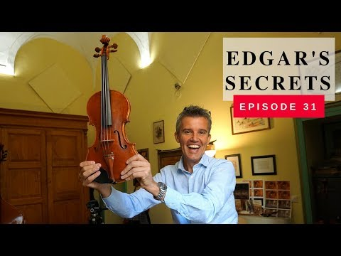 Ep. 31: Violinmaking Competition