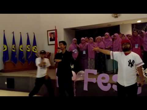 The Jenggot ft Ali Sastra - Tuhan Tahu Kita Mampu (Hifest 2016)