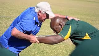 Coaches de Villiers and Dawson reflect on the training camp in Pretoria