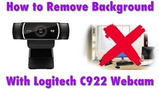 Logitech Webcam Green Screen