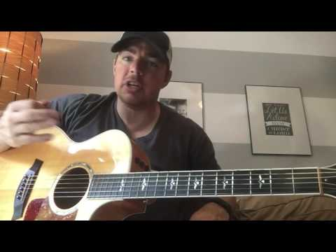 Middle of a Memory | Cole Swindell | Beginner Guitar Lesson