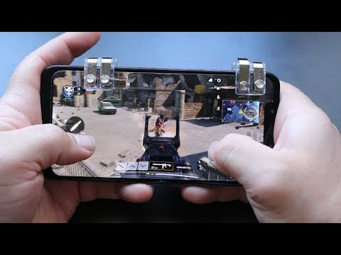 COD Mobile With TRIGGERS | Mobile CLAW Review