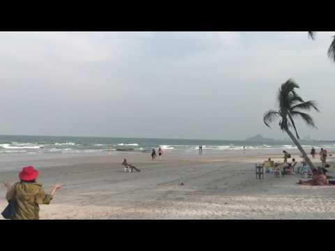 Hua Hin City Beach