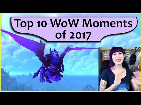 Top 10 WoW Moments of 2017Kaynak: YouTube · Süre: 14 dakika13 saniye