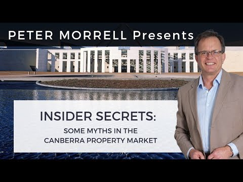 3rd Quarter Property Report - Myths in the Canberra Market