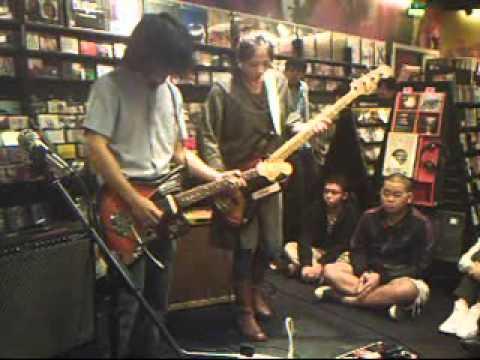 2012-11-14 阿飛西雅「提去買薬仔」音楽分享会で誠品敦南音楽館