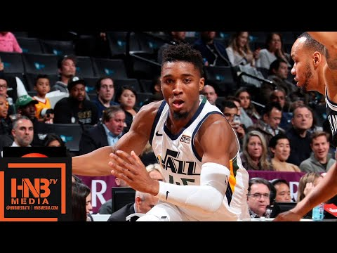 Utah Jazz vs Brooklyn Nets Full Game Highlights | 11.28.2018, NBA Season