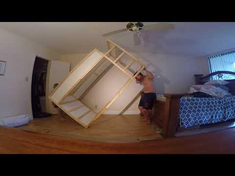 Сын растет и ему нужна новая кровать (IKEA)