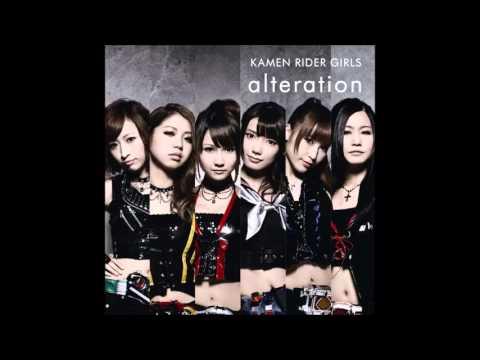 Kamen Rider Girls - Accelerate to the Eternal