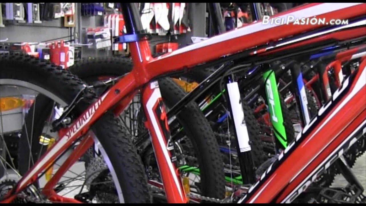 Cómo escoger la talla de la bicicleta - YouTube