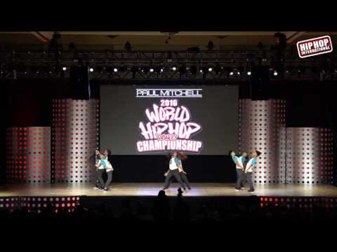 Saipan Music & Dance - Northern Mariana Islands (Varsity Division) @ #HHI2016 World Prelims