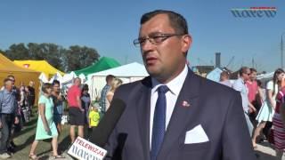 Dożynki Wojewódzkie w Szumowie