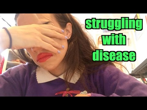 Struggling With Disease