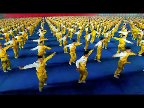 Spring Festival Gala 2019: Powerful Chinese martial arts
