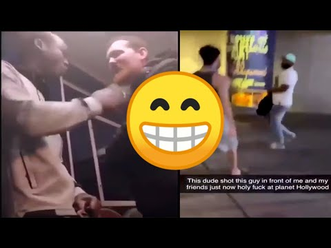 #LeaveBlackPeopleAlone Double Feature!! | White Man Shot For Ambushing Black Man