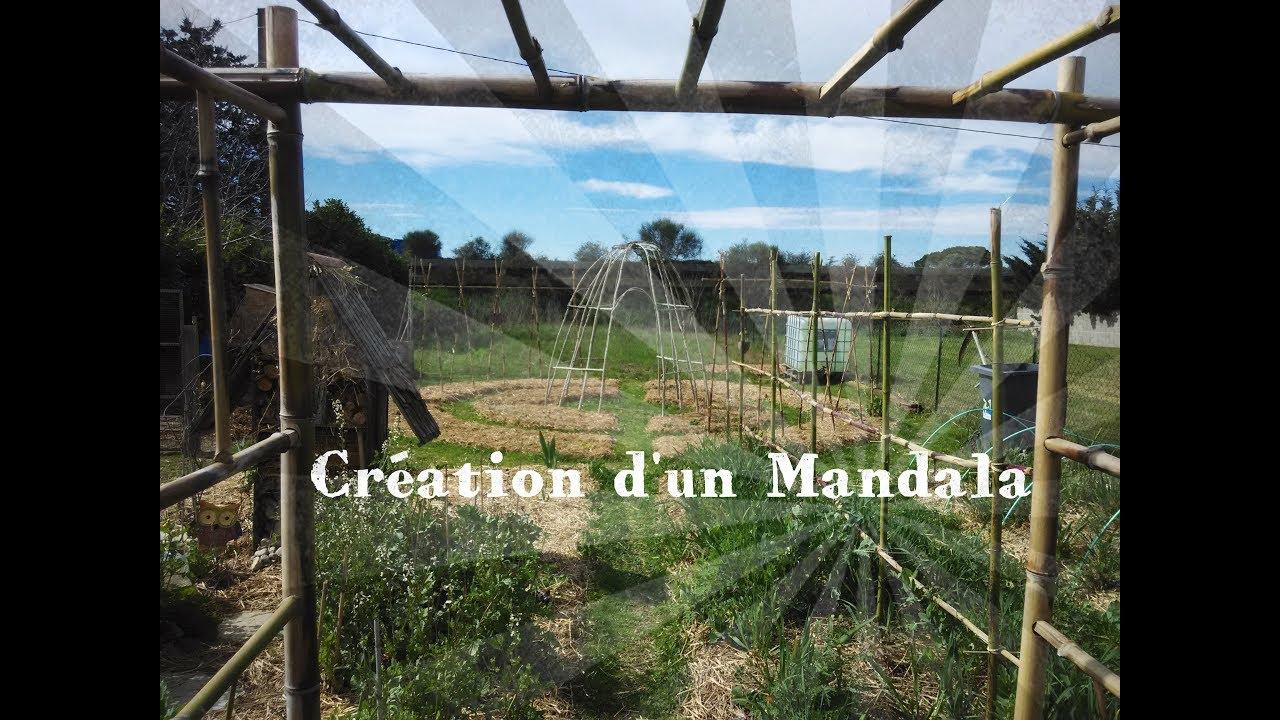 Extrêmement Jardin Potager en Permaculture [Saison 2 / 2017] - Création d'un  BU15