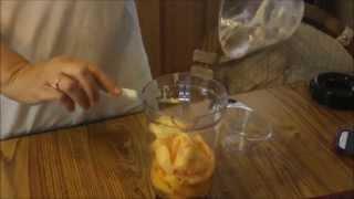 Weight Watchers 82  Mango Ginger Float