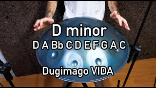 Dugimago Vida D minor 9 + Ding Scale