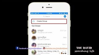 How to Create Group Chat Facebook Messenger