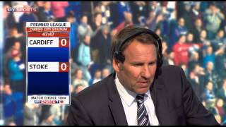 It's a goal...but Paul Merson has no idea who scored  - Story of Soccer Saturday - 19th April