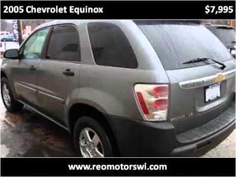 2005 Chevrolet Equinox Used Cars Milwaukee Wi Youtube