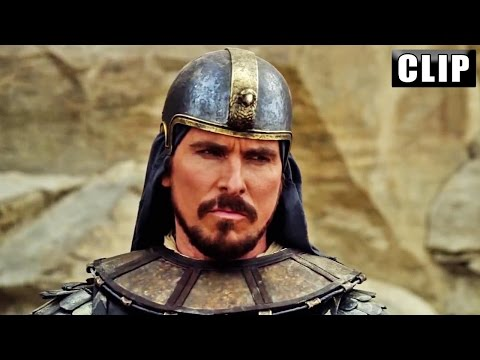 Llega Exodus: Dioses y Reyes, de Ridley Scott, famoso por Gladiator y Prometheus