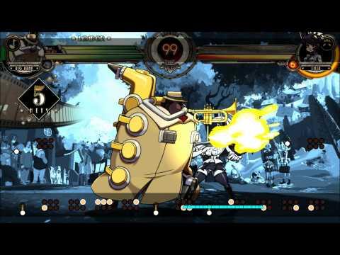 Skullgirls Main Theme With Big Band's Satchmo Solo