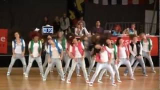 Mix - Tanzfabrik Austria - IDO - HipHop World Championship 2011