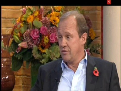 Peter Firth   This Morning