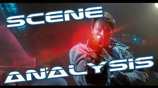 THE TERMINATOR scene analysis NIGHT CLUB SHOOT OUT