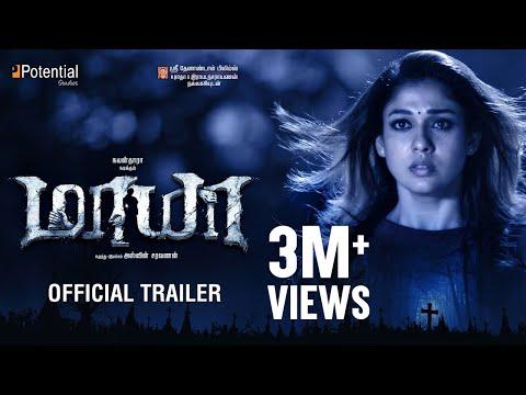 Maya - Official Trailer | Nayanthara, Aari thumbnail