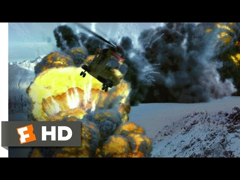 2012: Ice Age (2011) - Every Volcano Is Erupting Scene (1/10) | Movieclips