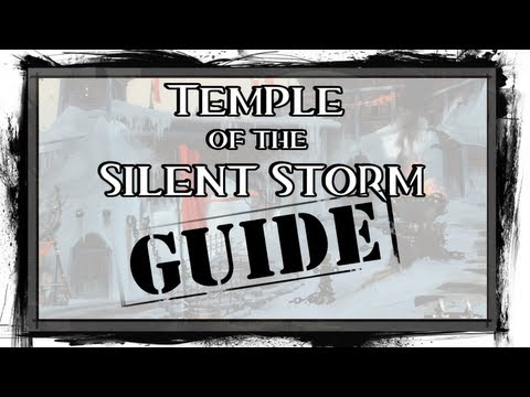 New PvP Map Guide: Temple of the Silent Storm |