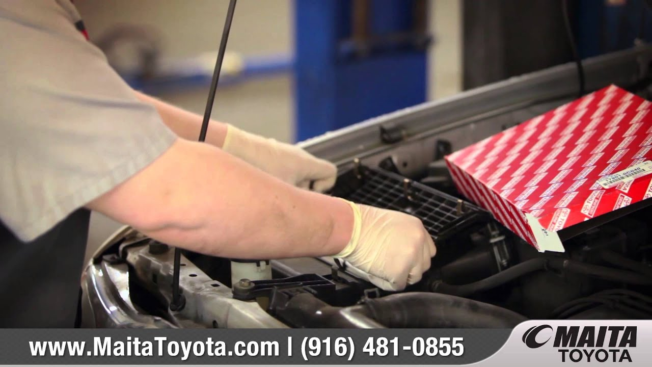 why genuine toyota parts maita toyota new used car