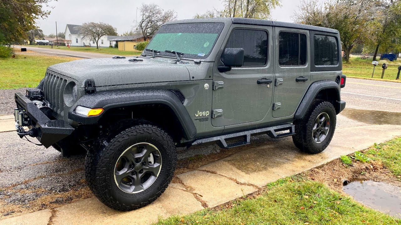 What Really Happened to my 2020 Jeep Wrangler 35s?!? Repossessed?? Stolen?
