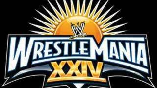 "Wrestlemania XXIV(24) Theme Song ""Snow (Hey Oh)"""