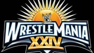 "Wrestlemania XXIV(24) Theme Song ""Snow (Hey Oh)"""