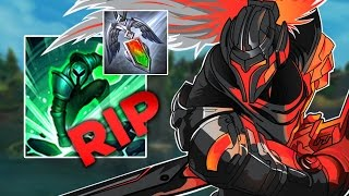 COURAGE RIP? YASUO & REDEMPTION NERFS? Big 7.2 Changes (League of Legends)