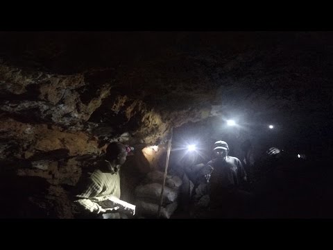 This is what we die for: Child labour in the DRC cobalt mines
