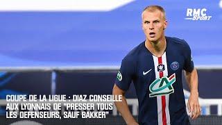Coupe de la Ligue : Diaz conseille aux Lyonnais de